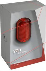 This tail light not only illuminates your back end, but it also tracks your location using GPS technology.